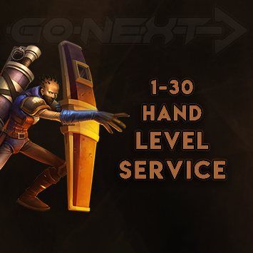 Hand Leveling Service